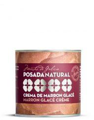 Crema de marron glacé lata fácil apertura 500 g