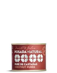 posada pure castaña lata facil apertura 200 g